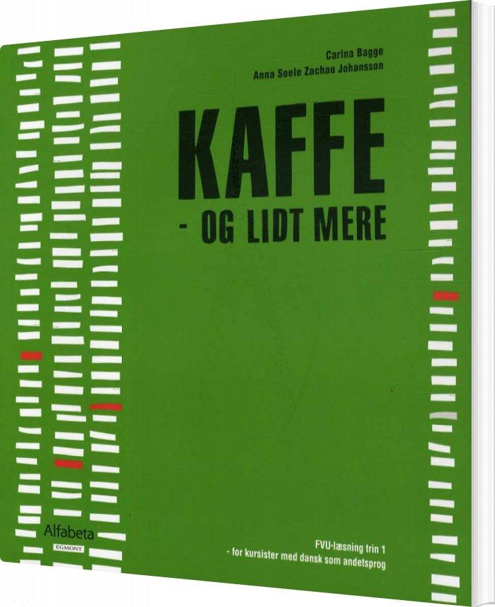 Billede af Kaffe! - Anne Maria Johansson - Bog