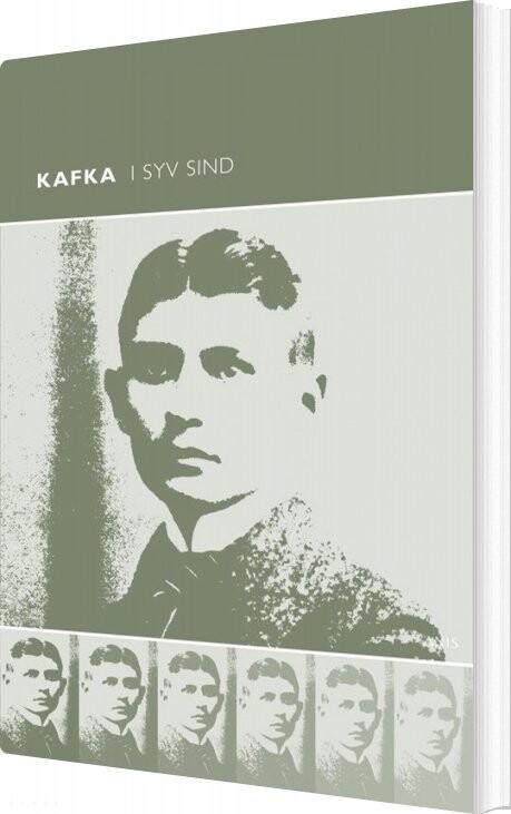 Image of   Kafka I Syv Sind - David Bugge - Bog