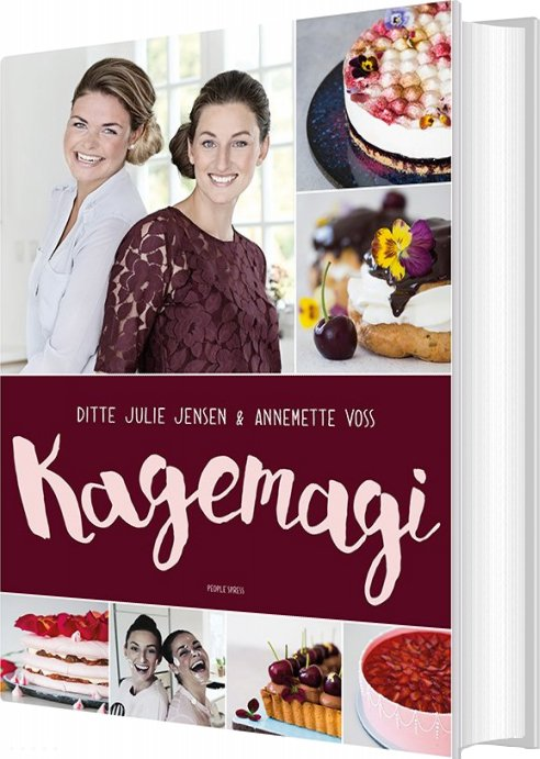 Kagemagi - Annemette Voss - Bog