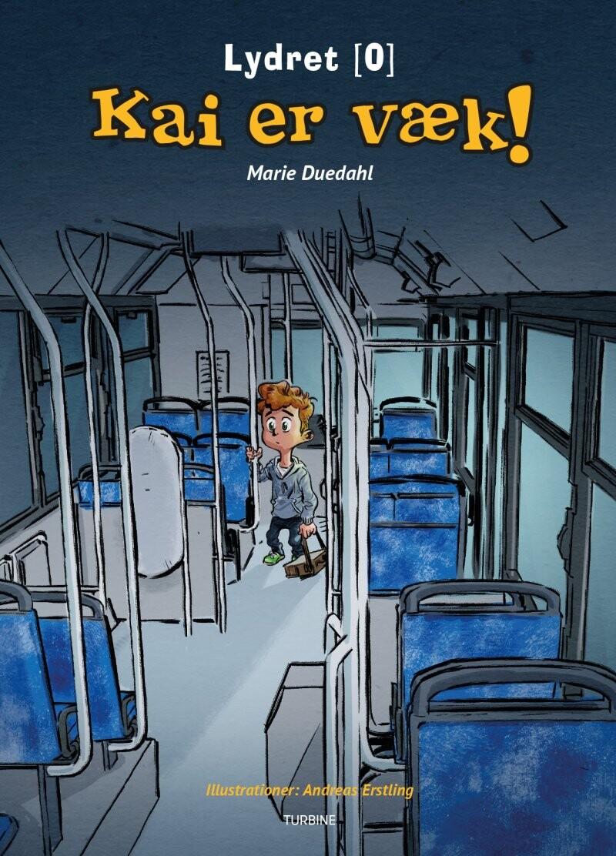Image of   Kai Er Væk - Marie Duedahl - Bog