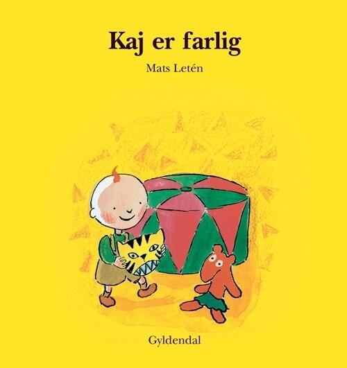 Kaj Er Farlig - Mats Letén - Bog