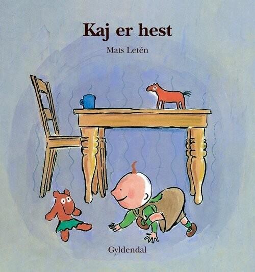 Kaj Er Hest - Mats Letén - Bog