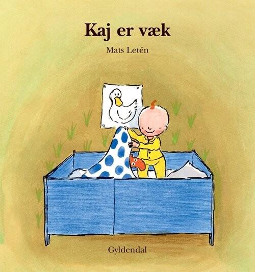 Kaj Er Væk - Mats Letén - Bog