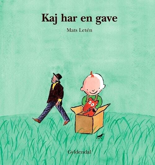 Kaj Har En Gave - Mats Letén - Bog