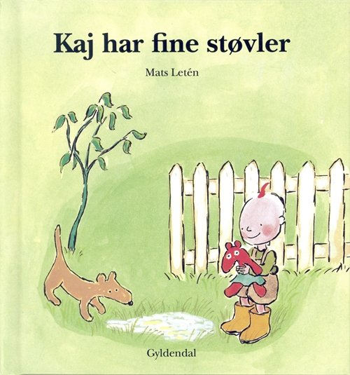 Kaj Har Fine Støvler - Mats Letén - Bog