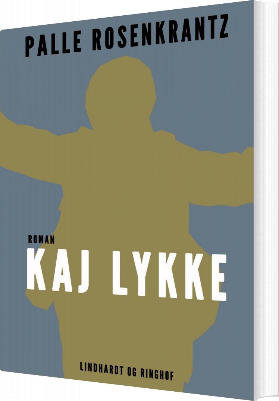 Image of   Kaj Lykke - Palle Adam Vilhelm Rosenkrantz - Bog