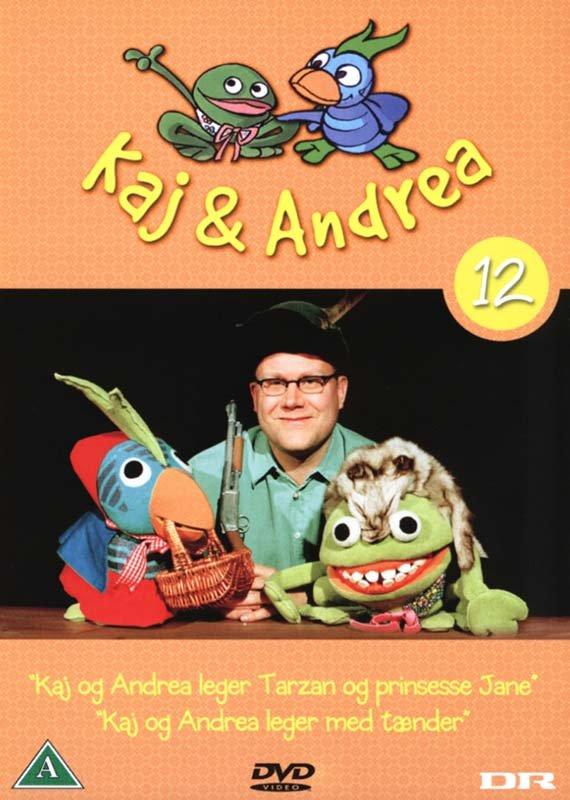 Image of   Kaj Og Andrea 12 - DVD - Film