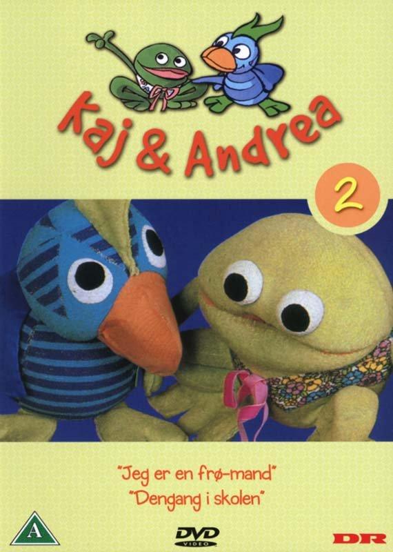 Image of   Kaj Og Andrea 2 - DVD - Film