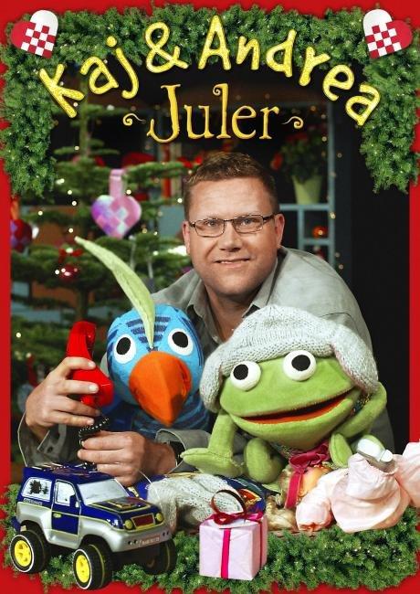 Billede af Kaj Og Andrea Juler - DVD - Film