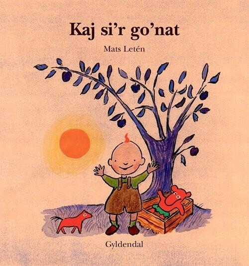 Kaj Si´r Go´nat - Mats Letén - Bog