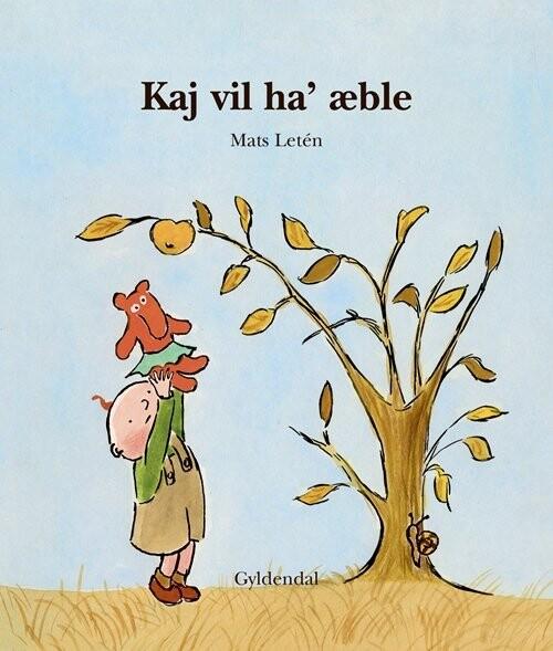 Kaj Vil Ha æble - Mats Letén - Bog