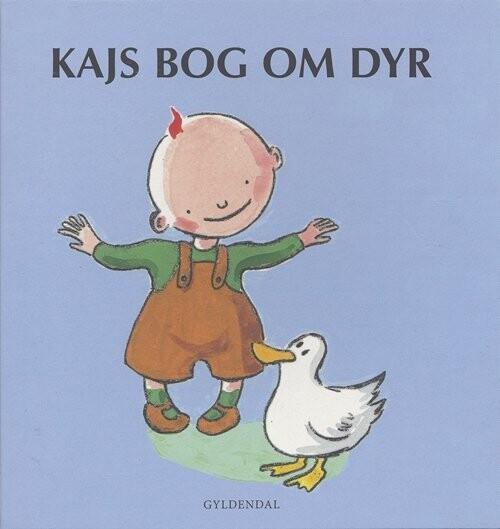 Image of   Kajs Bog Om Dyr - Mats Letén - Bog