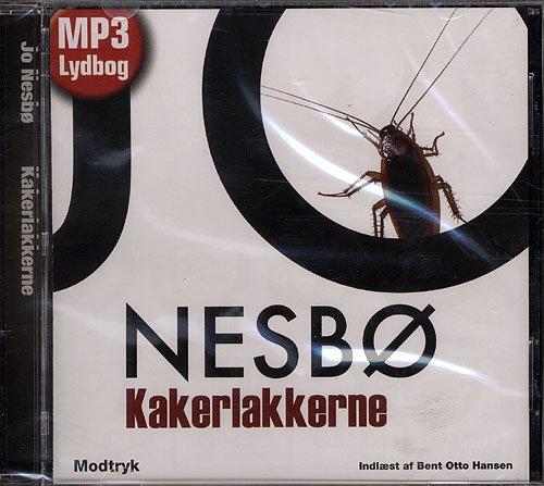 Image of   Kakerlakkerne - Jo Nesbø - Cd Lydbog