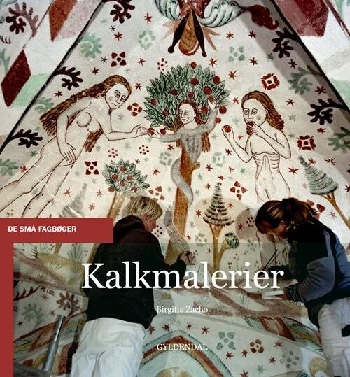 Image of   Kalkmalerier - Birgitte Zacho - Bog