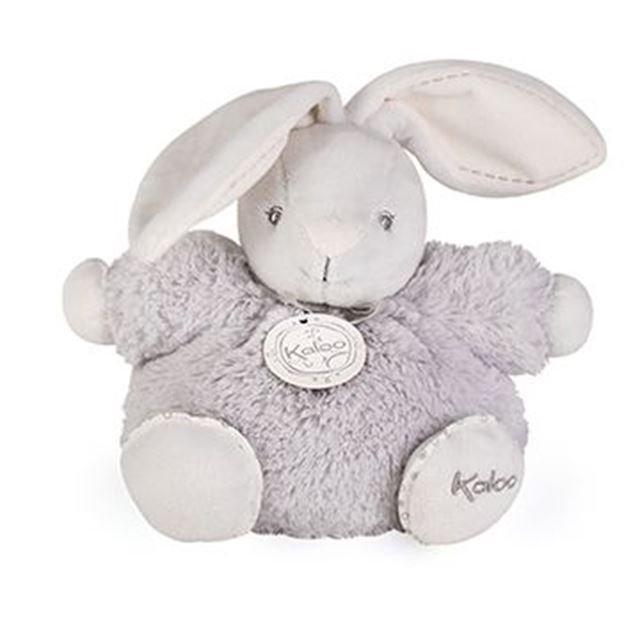 Lille Tyk Kanin Bamse - Perle I Grå Fra Kaloo
