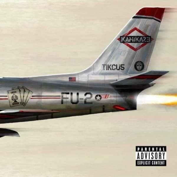 Image of   Eminem - Kamikaze - CD