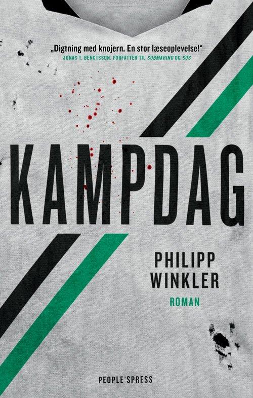 Image of   Kampdag - Phillip Winkler - Bog