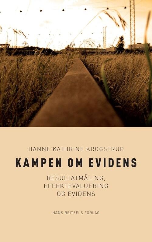 Kampen Om Evidens - Hanne Kathrine Krogstrup - Bog