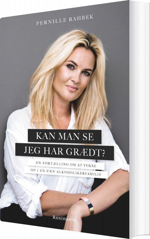 Image of   Kan Man Se Jeg Har Grædt? - Andrea Bak - Bog