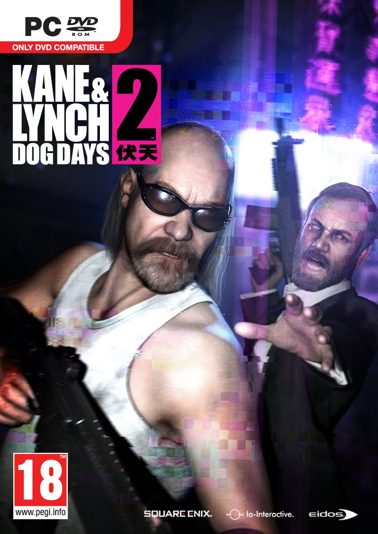 Image of   Kane & Lynch 2 Dog Days - PC
