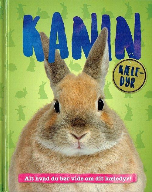 Image of   Kanin - Alt Hvad Du Bør Vide Om Dit Kæledyr - Pat Jacobs - Bog