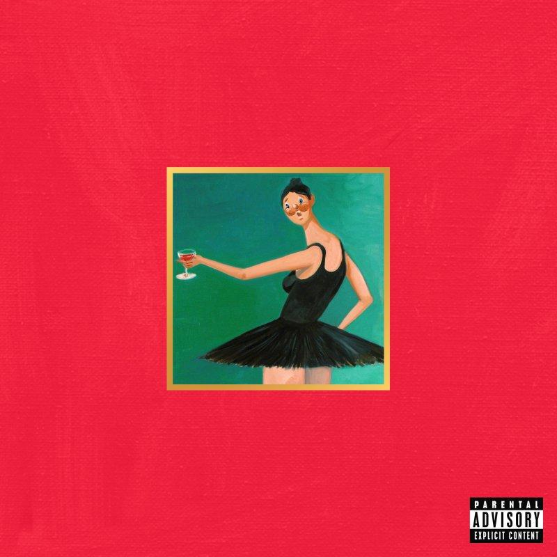 Billede af Kanye West - My Beautiful Dark Twisted Fantasy (deluxe Edition) [cd + Dvd] - CD