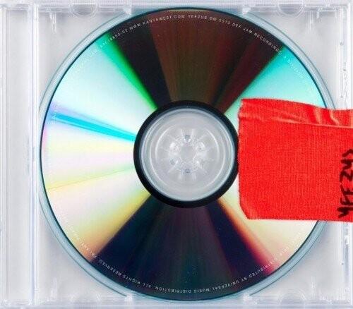 Billede af Kanye West - Yeezus - CD