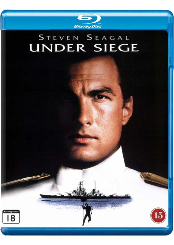 Kapring På åbent Hav / Under Siege - Blu-Ray
