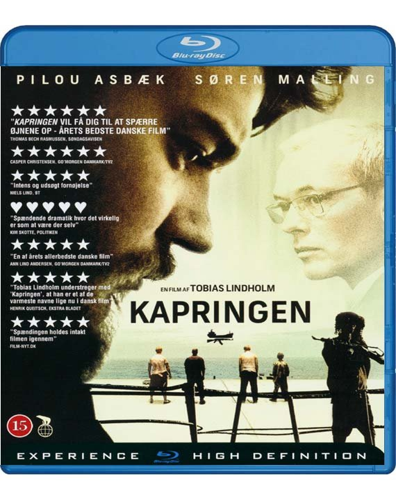 Image of   Kapringen - Blu-Ray
