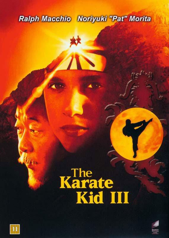 Image of   The Karate Kid 3 - DVD - Film