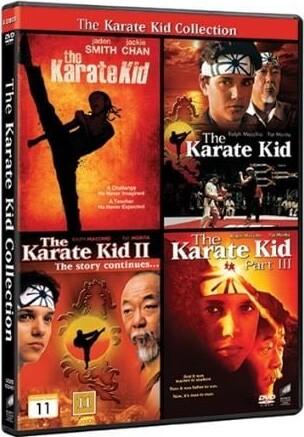 Image of   Karate Kid Collection Box - DVD - Film