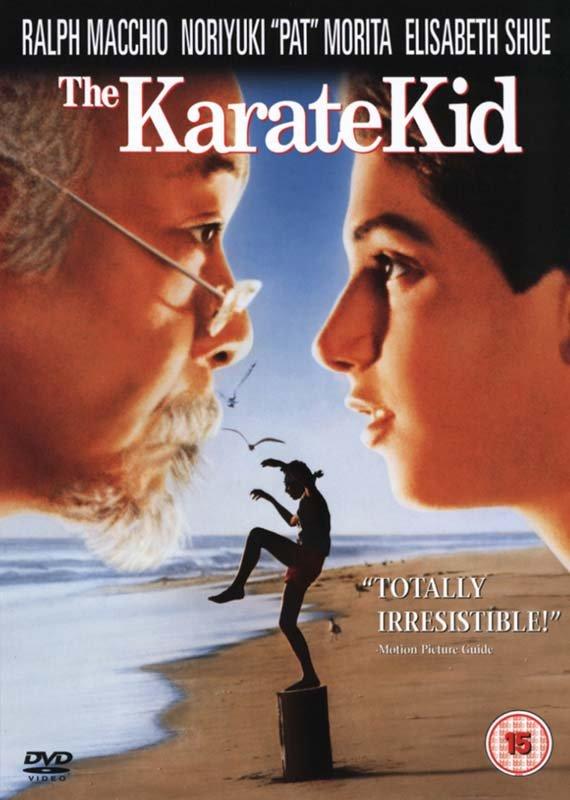 Køb The Karate Kid - DVD - Film til 49,95 kr.