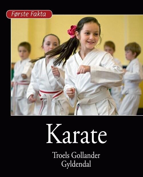 Image of   Karate - Troels Gollander - Bog