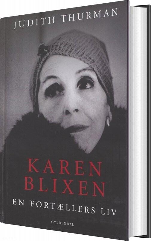 Image of   Karen Blixen - Judith Thurman - Bog