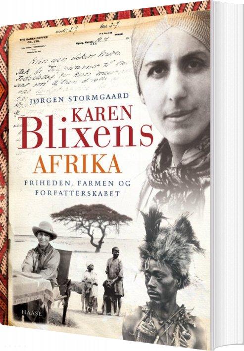 Image of   Karen Blixens Afrika - Jørgen Stormgaard - Bog