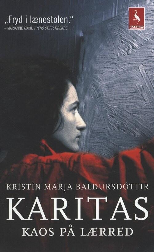 Image of   Karitas. Kaos På Lærred - Kristin Marja Baldursdóttir - Bog