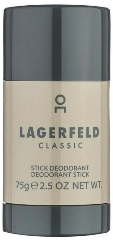Image of   Karl Lagerfeld Classic Deodorant Stick - 75g