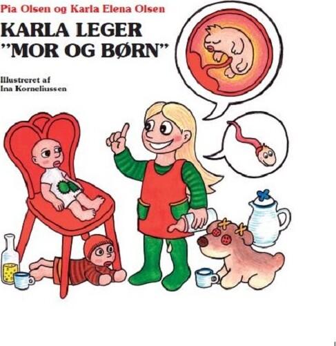 Image of   Karla Leger - Pia Olsen - Bog