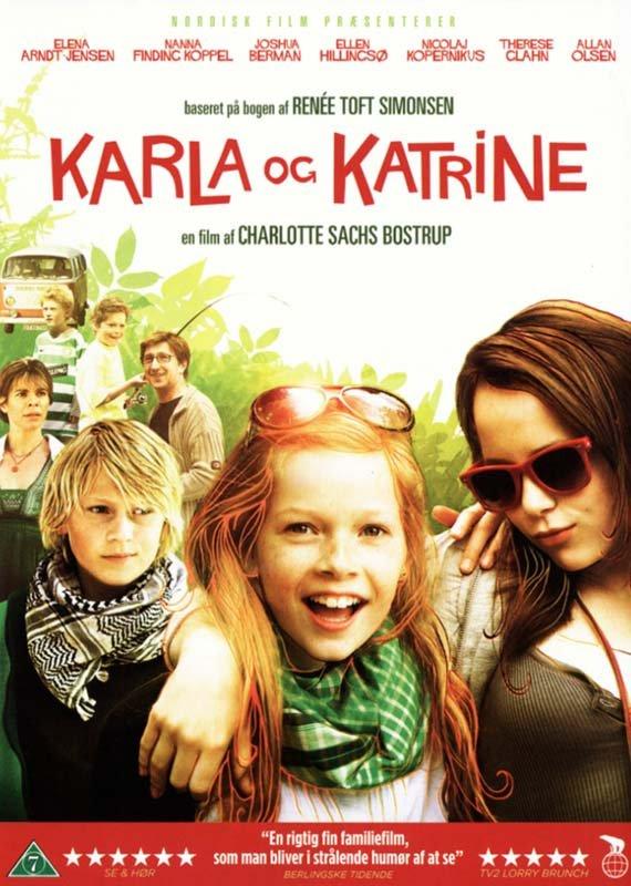 Image of   Karla Og Katrine - DVD - Film