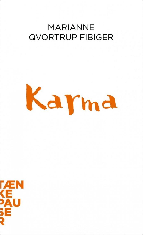 Image of   Karma - Marianne Qvortrup Fibiger - Bog