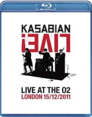 Image of   Kasabian Live! Live At The O2 - Blu-Ray