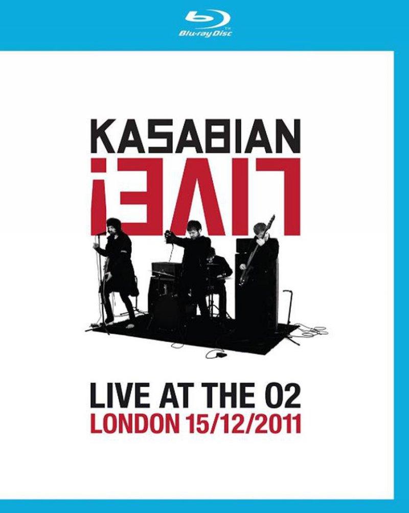 Image of   Kasabian - Live At The O2 London 15/12/2011 (blu-ray+cd) - Blu-Ray