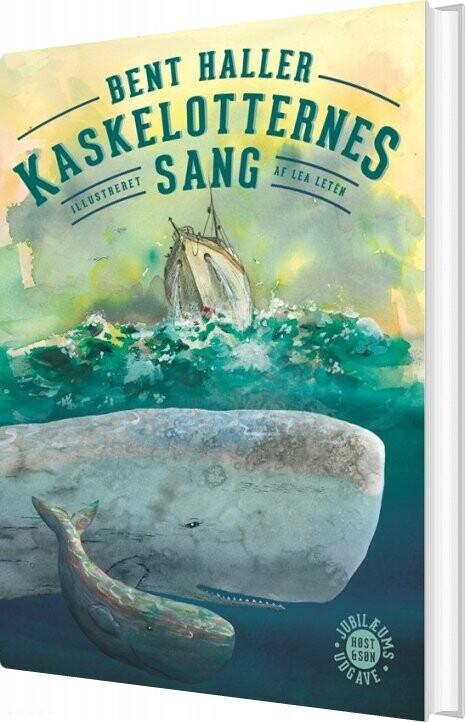 Image of   Kaskelotternes Sang - Bent Haller - Bog
