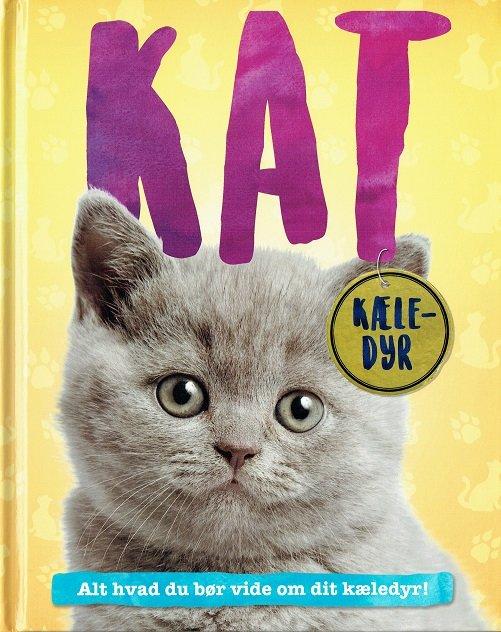Image of   Kat - Alt Hvad Du Bør Vide Om Dit Kæledyr - Pat Jacobs - Bog