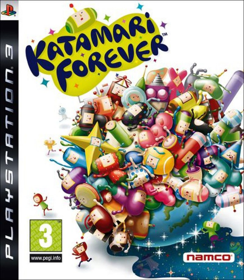 Image of   Katamari Forever (import) - PS3