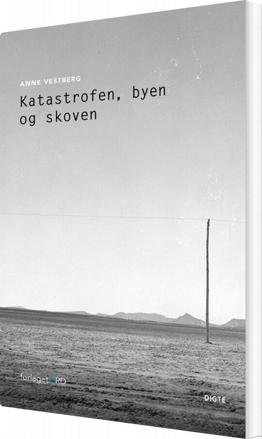 Image of   Katastrofen, Byen Og Skoven - Anne Vestberg - Bog