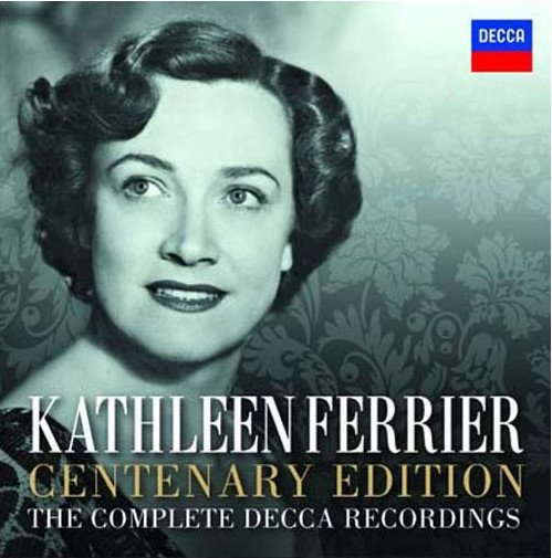 Image of   Kathleen Ferrier - Kathleen Ferrier - Centenary Edition: The Complete Decca Recordings - CD