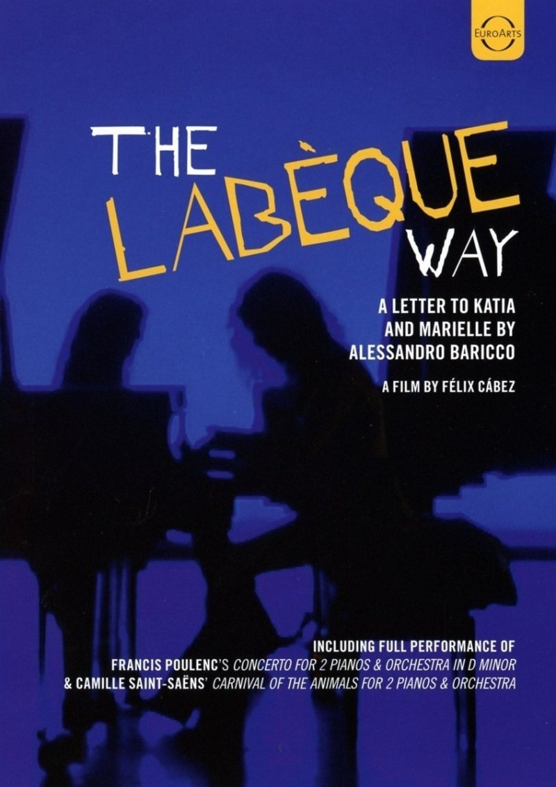 Billede af The Labeque Way - DVD - Film