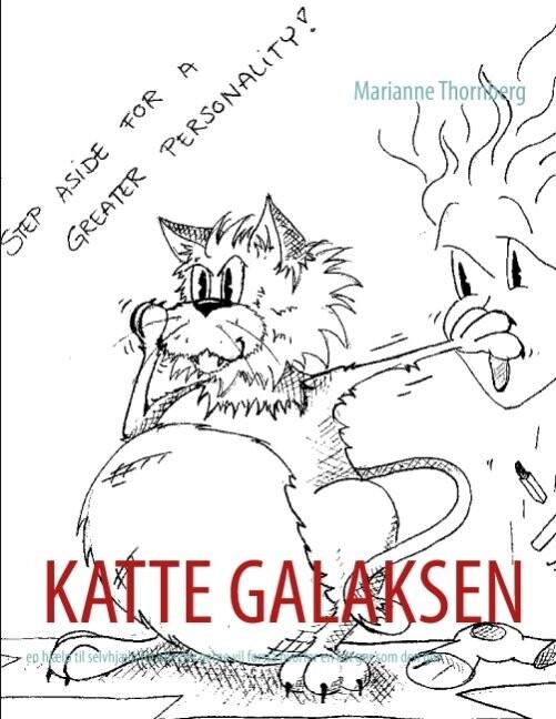 Billede af Katte Galaksen - Marianne Thornberg - Bog