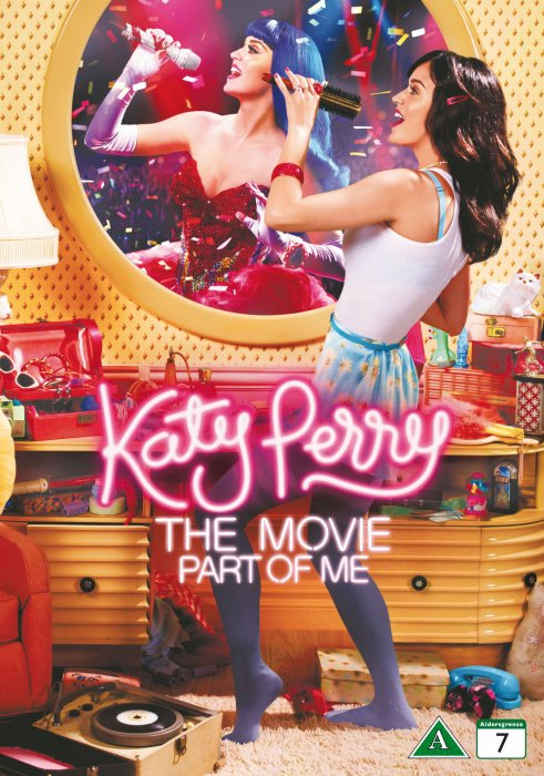 Image of   Katy Perry The Movie: Part Of Me - DVD - Film